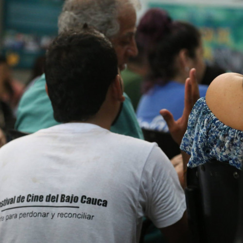 Festival de cine del Bajo Cauca
