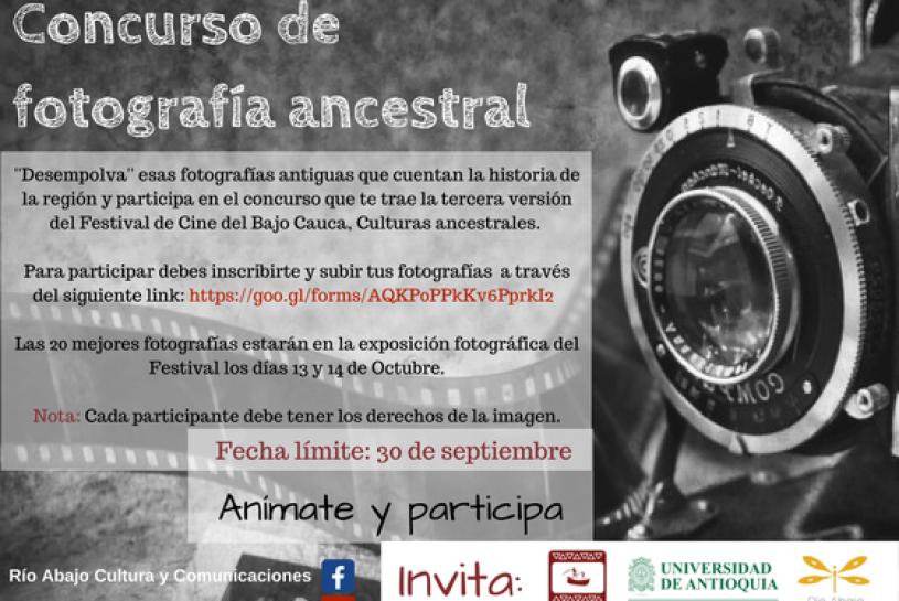Concurso de Fotografía Ancestral