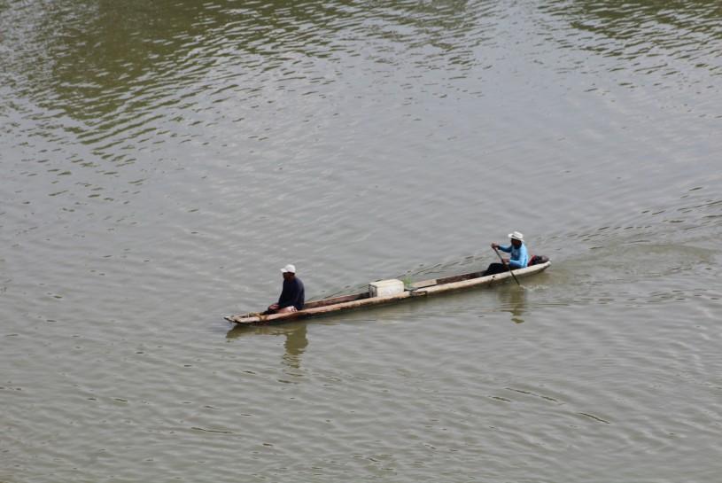 Barequeros y pescadores fortalecen sus conocimientos para defender sus derechos