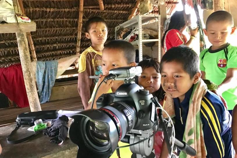 Concurso de cortometrajes »El lugar donde vivimos»
